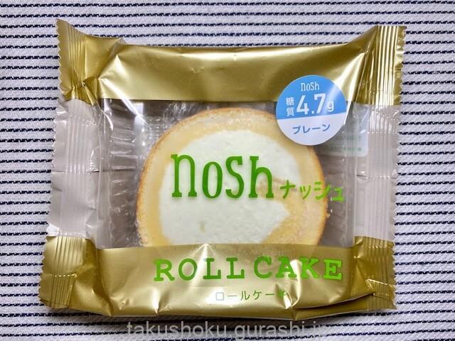 noshロールケーキ解凍前
