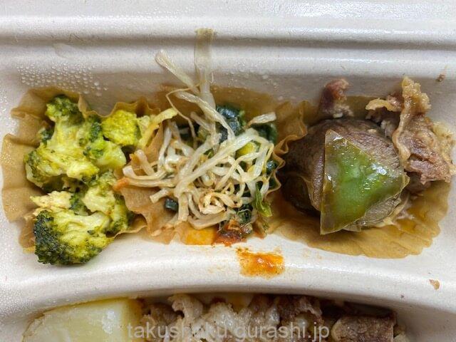 noshデミグラスソース煮副菜